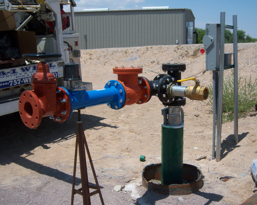 A Great Selection of Water Well Pumps