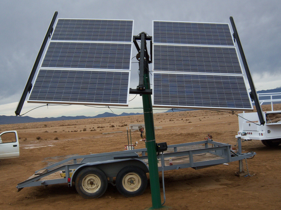 Solar Water Pumps Save Energy