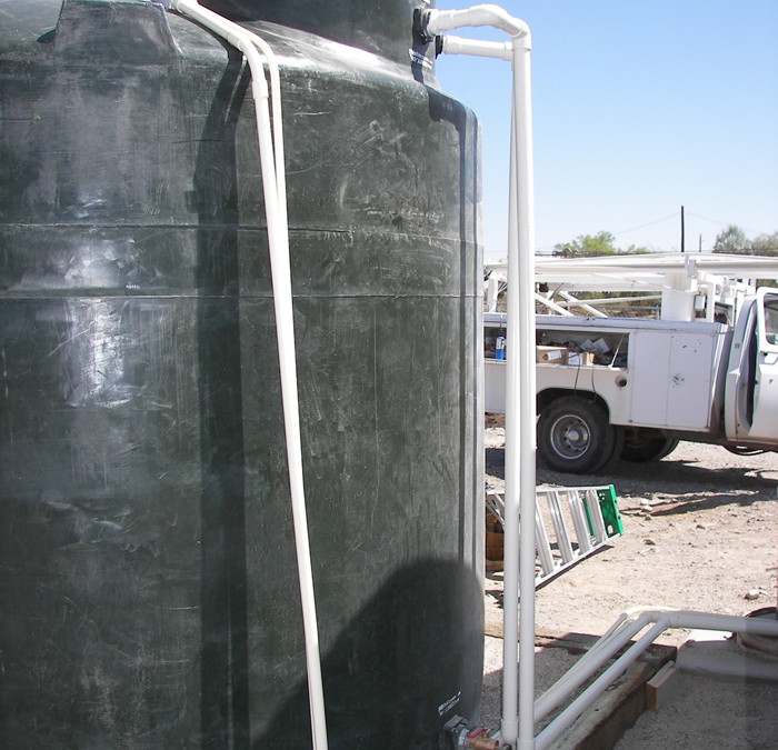 Water Tanks Maintained and Kept Safe