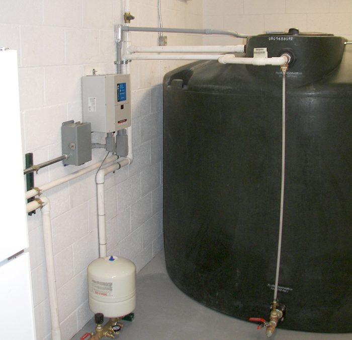 Why Water Tanks Work