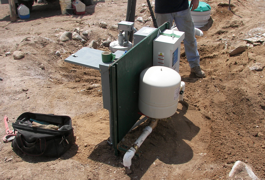 Reducing the need for Water Well Repair