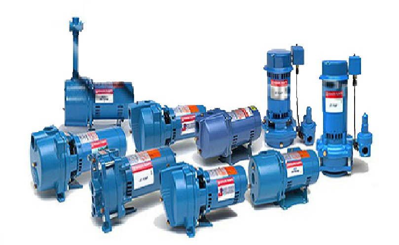 Our Water Well Pumps Are Gould's Brand